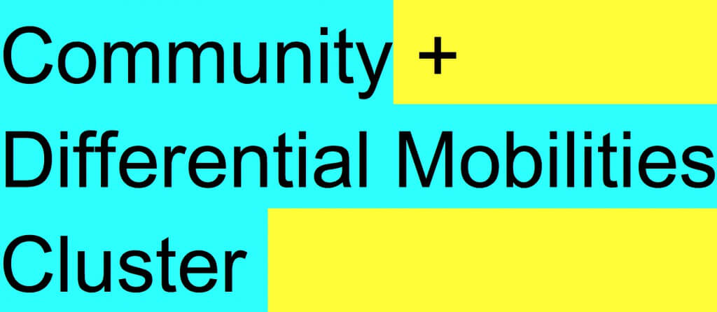 Community + Differential Mobilities (CDMC) - Logo